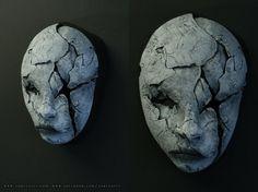 new masks - 'X' by torvenius on DeviantArt