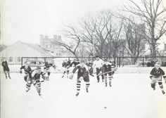 Hockey Day in Canada!