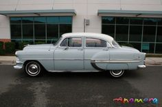 1954 Chevrolet Bel Air | SOLD | United States