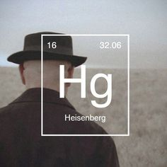 ✖ Breaking Bad Heisenberg name came from after Walter blew up Tucos lair with mercury fulminate. Jesse Pinkman, Walter White, Serie Breaking Bad, Breking Bad, Mejores Series Tv, Say My Name, Heisenberg, Armin Van Buuren, Great Tv Shows