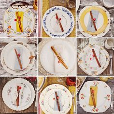 5 autumn tabletop