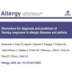 EAACI (@EAACI_HQ) / Twitter Asthma, Allergies, Clinic, No Response, Therapy, Twitter