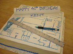 architect's cake
