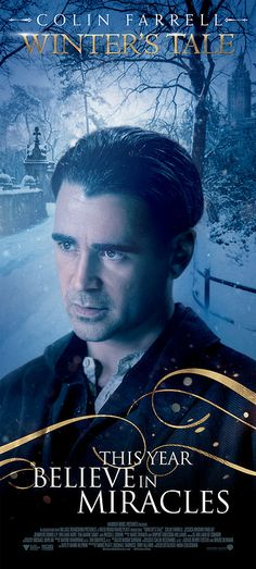 Winter's Tale (2014) Character Posters #film