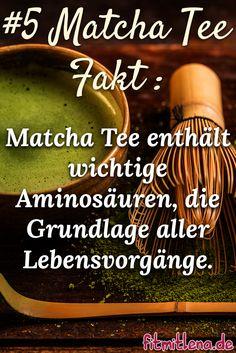 Spannende Fakten zu Matcha Tee, Nr. 5  http://www.fitmitlena.de/matcha-tee-das-gruene-wunder-fuer-ewige-gesundheit/  #matcha #matchatee #gruenertee #gesund #fitness #japan #tee #fitmitlena