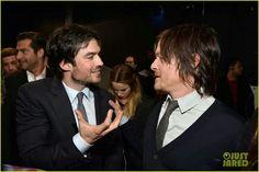 Norman & Ian