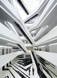 Visions of the Future // Gallery - Dominion Office Building / Zaha Hadid Architects - 1