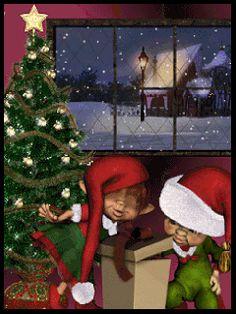Christmas toread.gif - анимация на телефон №1300878