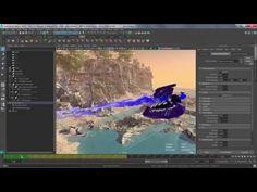Maya 2016: Adaptive Aero Solver in Bifrost - YouTube