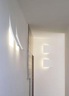 la DOdò | Alvaline | Viabizzuno progettiamo la luce plaster / light just peels away
