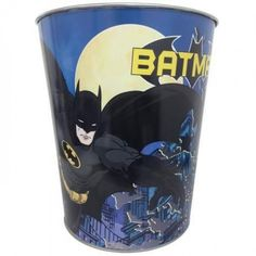 Batman Waste Basket