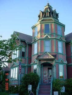 Victorian House - Port Townsend, WA