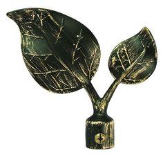 Dedeman Capat frunze negru auriu - Dedicat planurilor tale