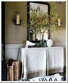 Tableskirt like the pleat for buffet