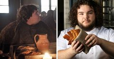 'Game Of Thrones' Hot Pie Opens Real Bakery Called 'You Know Nothing John Dough' And Guess What He's Making | Bored Panda