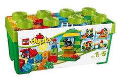 Lego duplo #creative play 10572  all in one box of fun #blocks #bricks new,  View more on the LINK: http://www.zeppy.io/product/gb/2/321874174285/