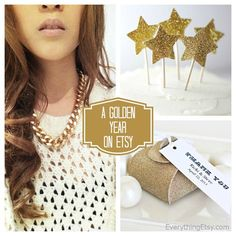 A Golden Year {Etsy Love}