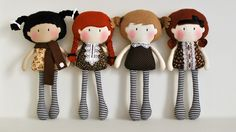 "My Teeny-Tiny Doll® ""Flowers & Chocolate"" Collection"