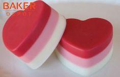 DIY ручной работы формы для тортов 6 решеток «любящее сердце» формы силиконовые мыло формы силиконовые формы для тортов cdsm 054 купить на AliExpress