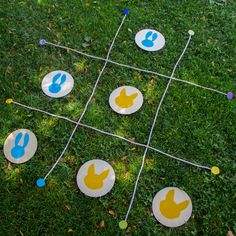 Summer calls for backyard fun and extra trips to the park. This Zootopia-inspired Tic-Tac-Toe game is easy to pack up and take on the go! Whether you're departing on a summer road trip, or enjoying a staycation, here's a fun way for your family to spend the day with Judy Hopps and Nick Wilde. Bring home Zootopia …