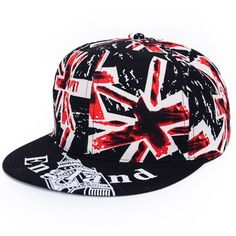 Shop our UK smash hat! Not your typical hat, this UK smash hat has a sly design for style. It's an adjustable one size fits all snap hat. You can grab your UK smash hat, now! Unisex Polyester One Size Fits All Adjustable Snap US: USPS Days Kids Hats, Hats For Men, Canvas Hat, Uk Flag, Hat Shop, Cool Hats, Snap Backs, Snapback Cap, Unisex Fashion