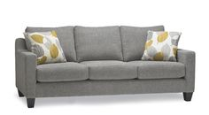 """Stylus Made to Order Sofas Style: MUNI Sectional for Media Room (79""""L)"""
