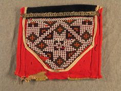 Bringeduk @ DigitaltMuseum.no Beadwork, Belts, Diva, Museum, How To Make, Hardanger, Pearl Embroidery, Divas, Museums