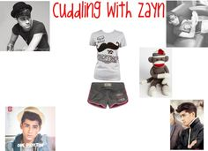 """""""zayn"""" by iluv1d-692 ❤ liked on Polyvore"""