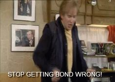 And can become frustrated with others as a result. | 39 Splendid And Tremendous Alan Partridge Moments