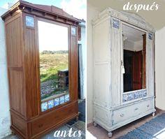 Actualización de un armario antiguo
