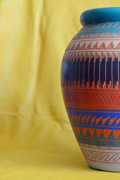 History: The Origins of Native American Pottery