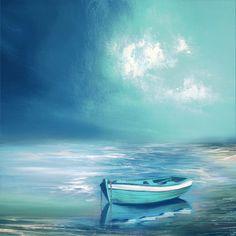 Distant Dreams I [Philip Raskin-A608] - $500.00 painting by oilpaintingsartmaker.com
