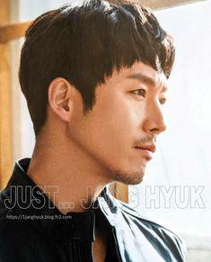 Jang Hyuk, Kdrama Actors, I Love Him, Medium Hair Styles, South Korea, Laughter, Eye Candy, Hairstyle, Instagram Posts