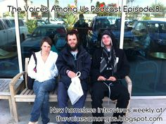 New homeless interview with 18 y/o Savi. Now live on iTunes/Stitcher/Blackberry.