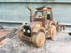 Tractors and Earthmovers