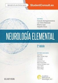 Neurología elemental Edition by Fernando Barinagarrementería Aldatz and Publisher Elsevier. Save up to by choosing the eTextbook option for ISBN: The print version of this textbook is ISBN: Biotechnology, Textbook, Website, Personalized Items, Programming, Html, Books, Products, Psychology Books