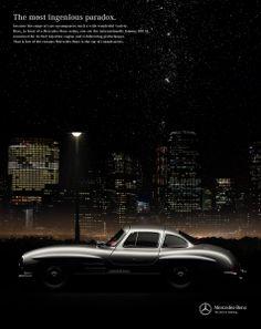 Mercedes-Benz 300 SL | U6 Studio – CG Production Studio