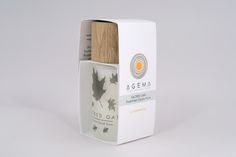 AGEMA Perfumes Packaging on Behance