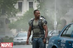 """Marvel's """"Captain America: The Winter Soldier"""" (2014)"""