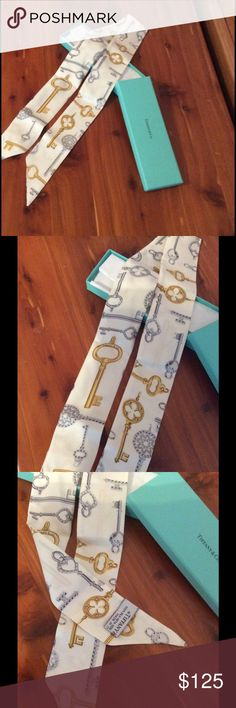 Tiffany & Co. Scarf New in box Tiffany & Co. Accessories Scarves & Wraps