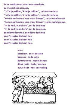 Dutch Language, Kids Songs, Poems, Lyrics, Childhood, Memories, School, Language, Nostalgia