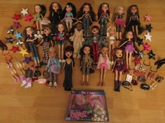 BRATZ DOLLS AND ACCESSORIES LARGE BUNDLE PLUS UNUSED IN BOX OUTFIT in Dolls & Bears, Dolls, Clothing & Accessories, Fashion, Character, Play Dolls   eBay