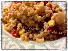 ORGE FANTASY MARI ET MONTI -tomate,thon,mais