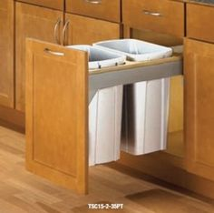 Soft-Closing Top-Mounting... - TSC15235WH at Richelieu Hardware