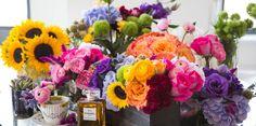 Trucchi con i fiori che portano la primavera nella tua casa