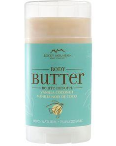 Review: Rocky Mountain Soap Company Body Butters   Styled to SparkleRocky Mountain Soap Company – Body Butter & Foot Butters, $14-$15 each  Review: http://www.styledtosparkle.com/beauty/body/review-rocky-mountain-soap-company-body-butters/