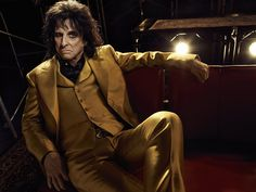 Alice Cooper as Jesus Christ? Yep, it's happening -- and it's happening live on NBC this Sunday. But Alice says he's not worried at all about the pressure of a live broadcast performance.   #AliceCooper #JesusChristSuperstar #musicals #music #musicnews #TV #TVNews #Entertainment #EntertainmentNews  #NBC
