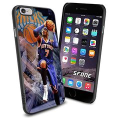 """NBA Carmelo Anthony iPhone 6 4.7"""" Case Cover Protector for iPhone 6 TPU Rubber Case SHUMMA http://www.amazon.com/dp/B00WCUZKYC/ref=cm_sw_r_pi_dp_Cn9iwb08YFSG2"""