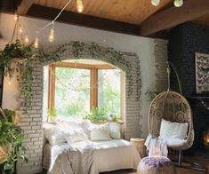Stuff for decorating – einrichtungsideen wohnzimmer Dream Rooms, Dream Bedroom, Room Ideas Bedroom, Bedroom Decor, Style Deco, Aesthetic Room Decor, Cozy Room, My New Room, House Rooms