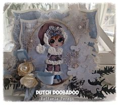 472.948.003 Dutch Paper Art Snowflakes door Raffaela Perego